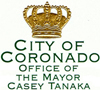 letter of support from the mayor of Coronado